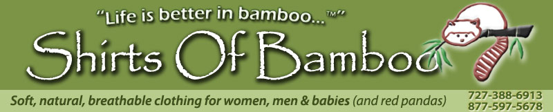 Shirts Of Bamboo - Bamboo Towelettes