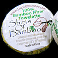 The BamCloth Bamboo Compressed Towelette (100 pack)